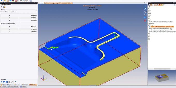 Simpel 3D-onderdelen programmeren met TopSolid