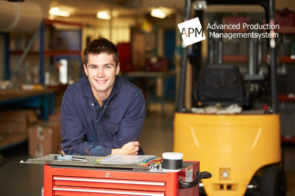 APM+ | Advanced Production Managementsystem training