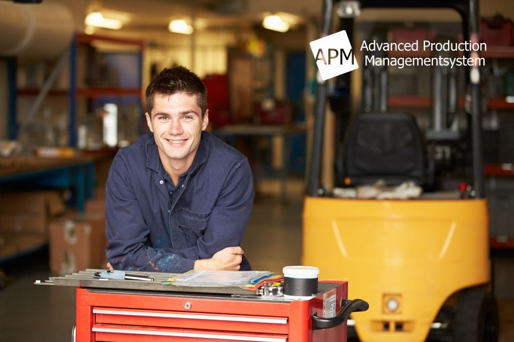 APM+ | Advanced Production Managementsystem training