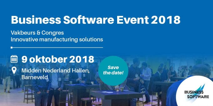 Business Software Event 2018 - 9 oktober