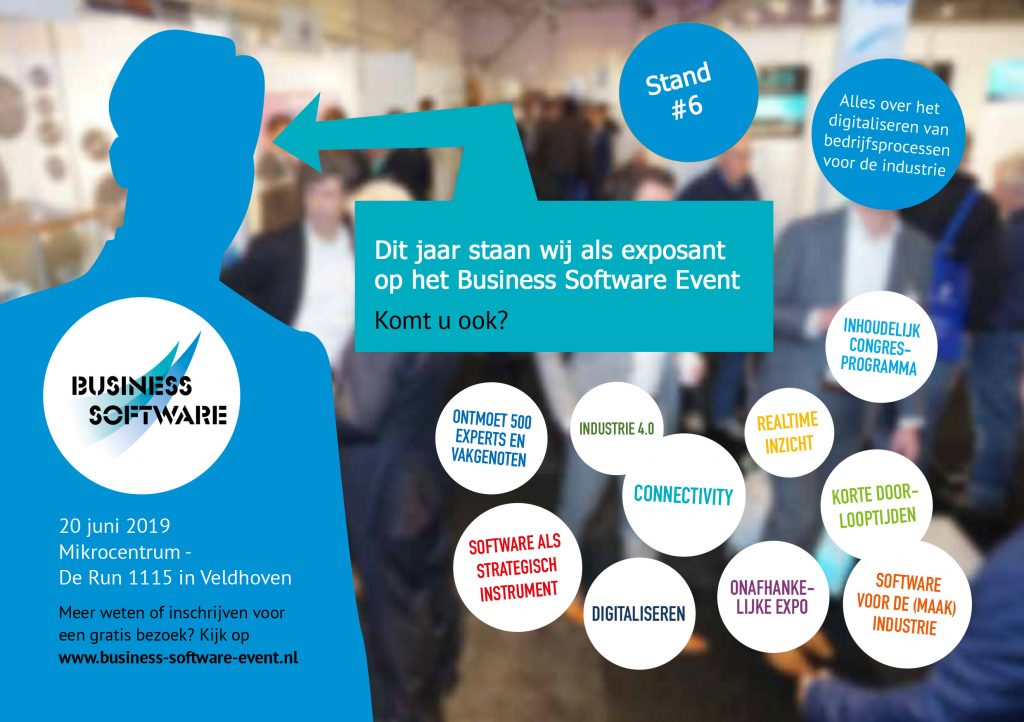 Business Software Event - Komt u ook?