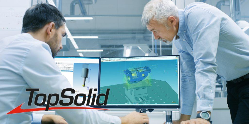 TopSolid CAD/CAM en TopSolid'Wood trainingen voor optimale CNC-aansturing