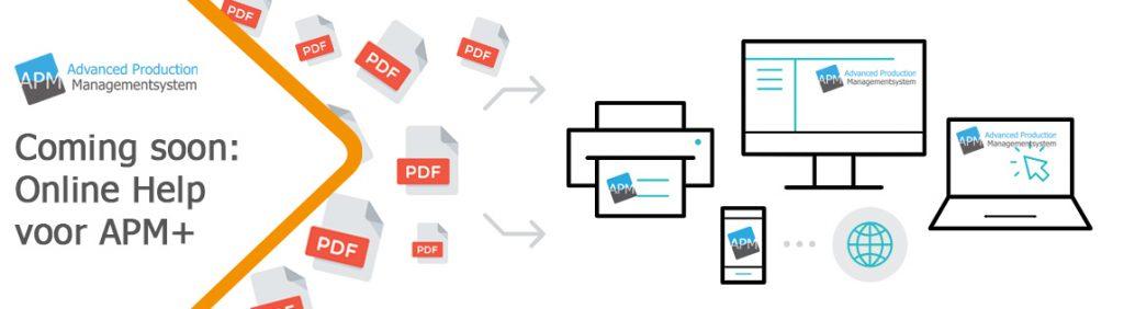 Coming soon | Online Help voor APM+