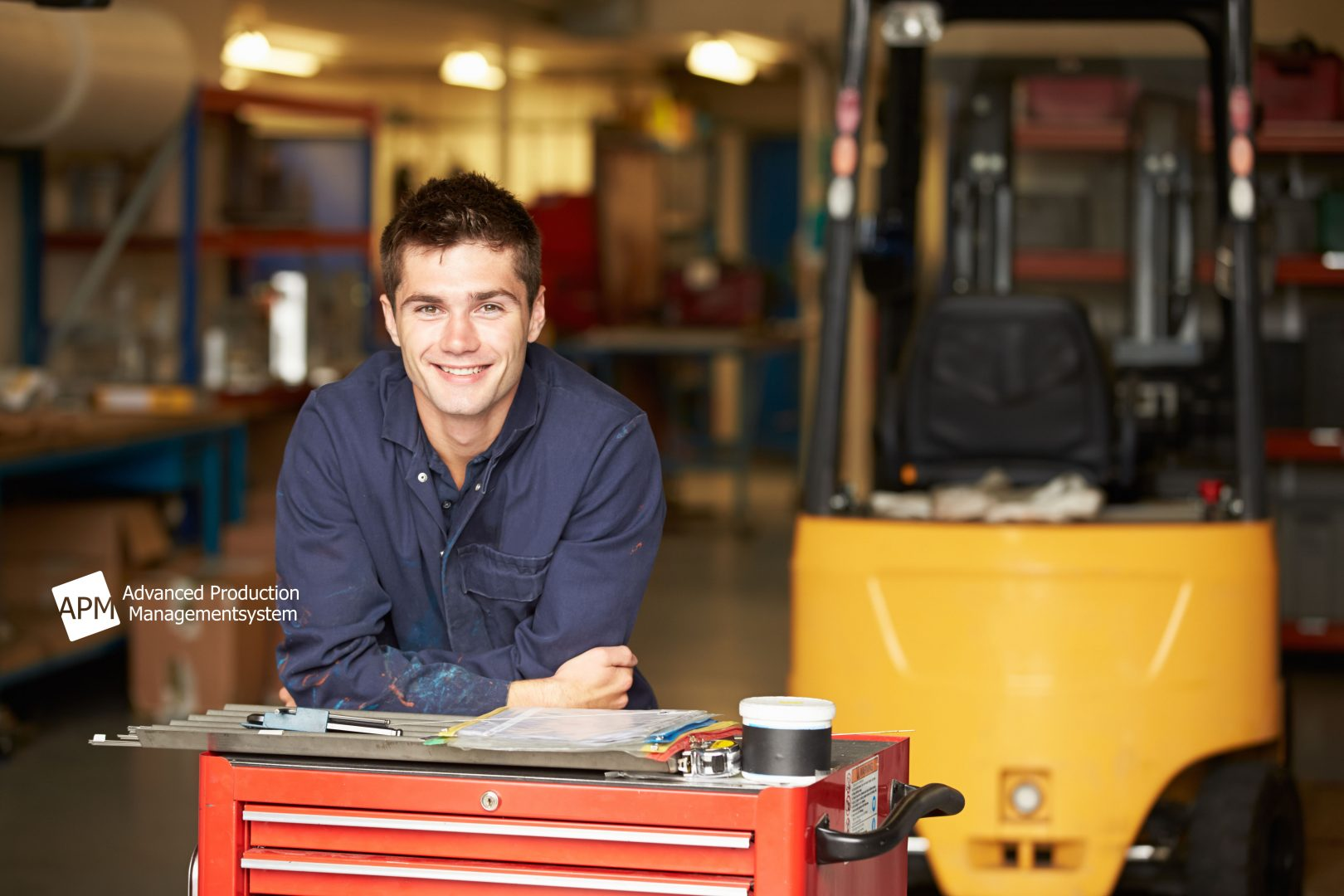 Compleet kwaliteits- en gereedschapsbeheer APM+