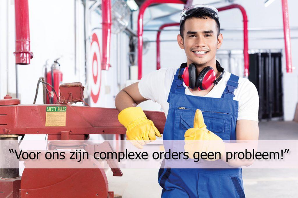 Complexe orders geen probleem met softwareoplossingen van Bemet