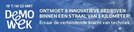 Ontdek en ervaar van 19 t/m 22 maart de verbindende kracht achter 8 innovatieve bedrijven in Ede en Veenendaal. Bekijk live demonstraties, ontvang advies en blijf op de hoogte van de laatste innovaties op het gebied van productie in de maakindustrie.