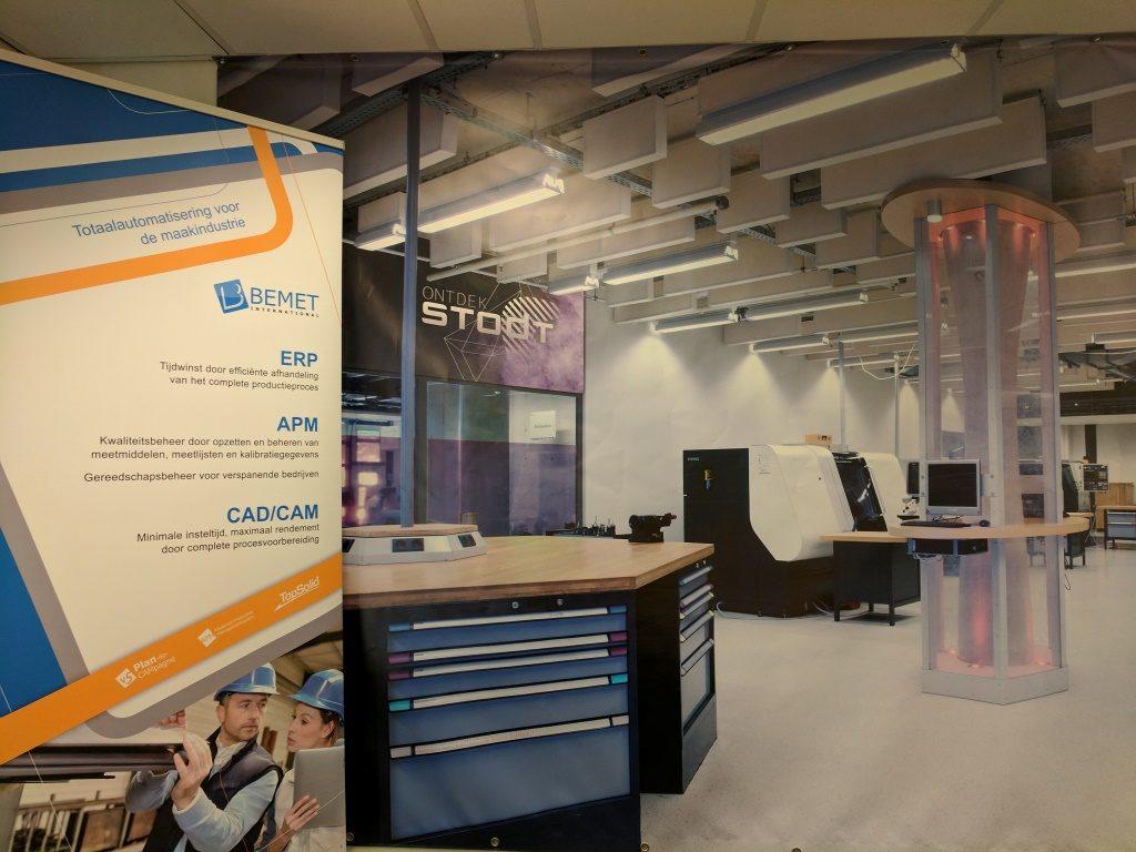 Industrie 4.0 begint met opleiding en software