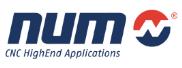 TopSolid werkt nauw samen met besturingsleveranciers voor het maken van de postprocessoren. Bemet heeft veel ervaring met Num.