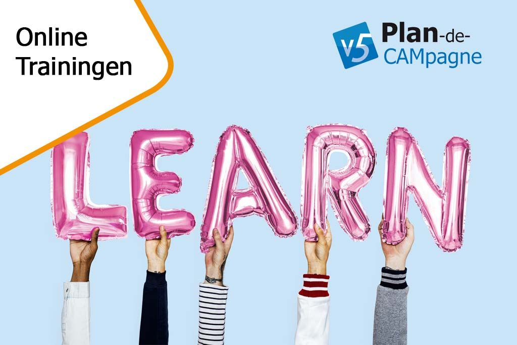 Online trainingen Plan-de-CAMpagne