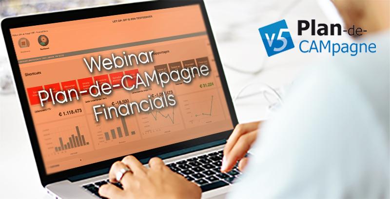 Plan-de-CAMpagne Financials webinar
