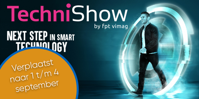 Bemet Op TechniShow 2020 1 t/m 4 september