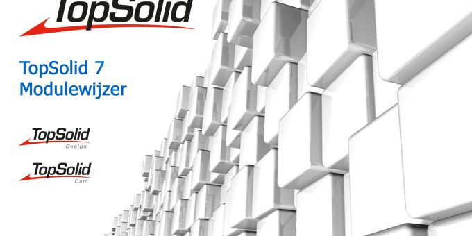TopSolid 7 Modulewijzer