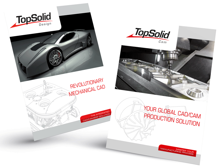 Download de TopSolid CAD/CAM-brochure