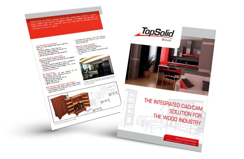 Download de TopSolid CAD/CAM-brochure