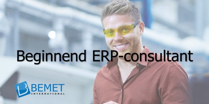 Bemet International zoekt een beginnend ERP-consultant