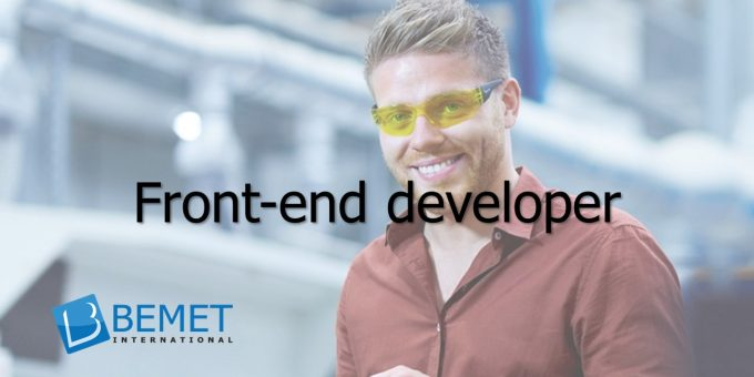 Bemet International zoekt een Frond-end developer