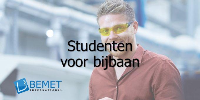 Bemet International zoekt studenten informatica voor een bijbaan