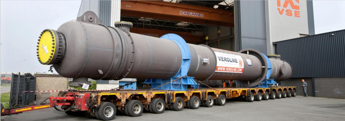 Bemet feliciteert Verolme Special Equipment uit Moerdijk