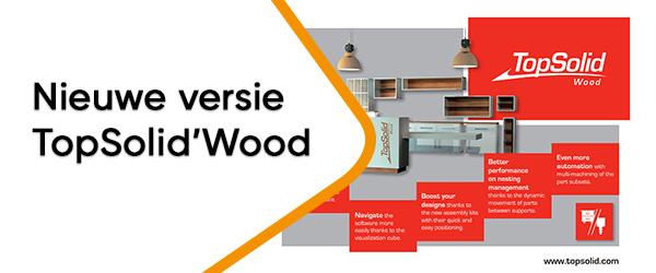 Wat is nieuw in TopSolid'Wood 2020?