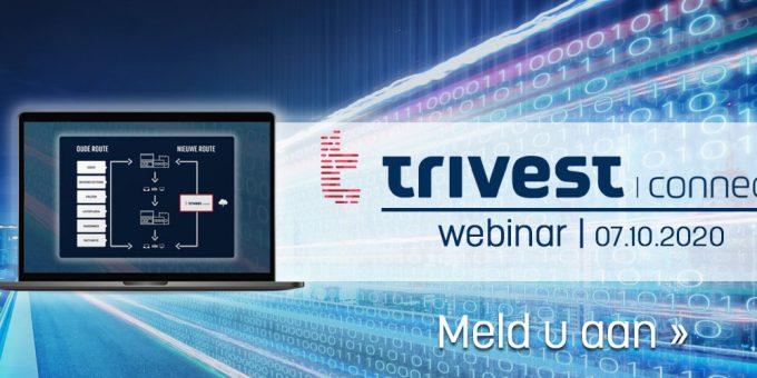 Meld u aan voor het webinar Trivest Connect op 7 oktober 2020