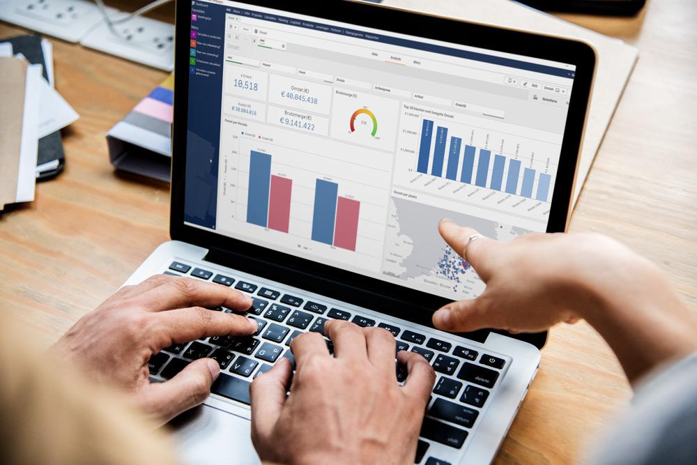 Business Intelligence tools voor maakbedrijven