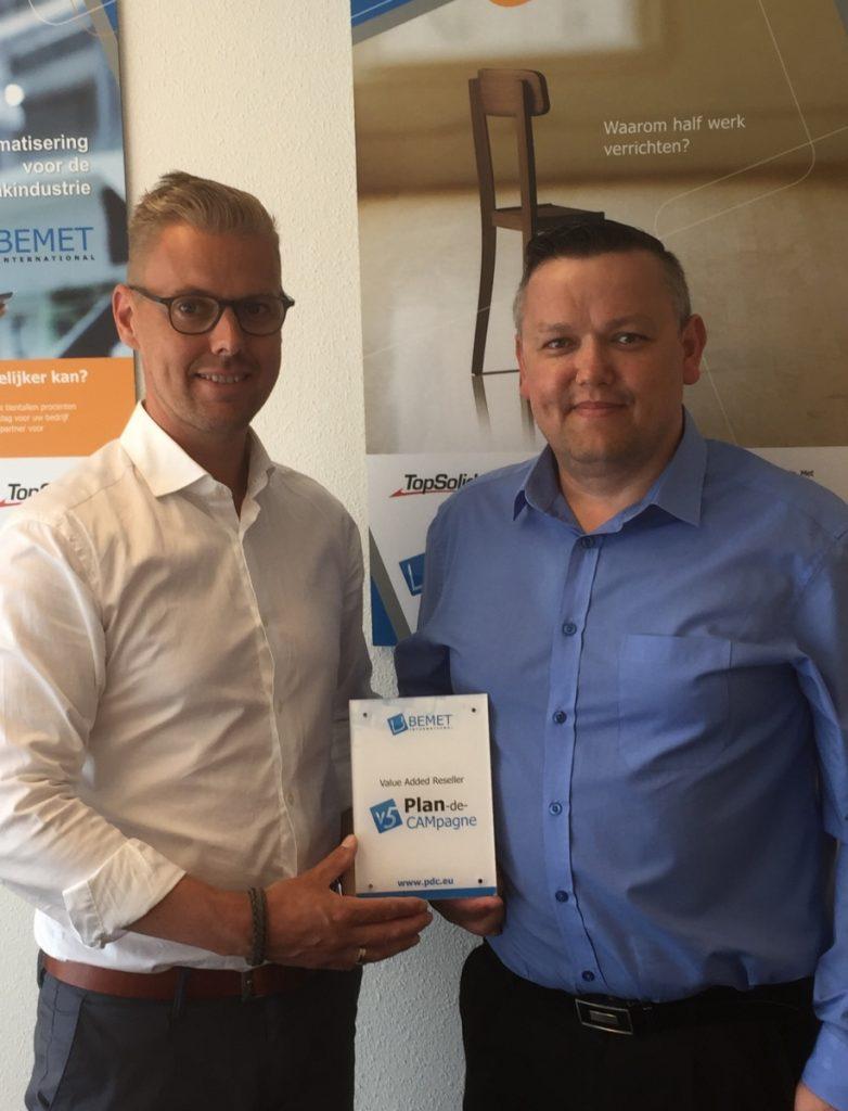 Bemet verwelkomt MGC Technical Services als onze Plan-de-CAMpagne partner in Aberdeen, Schotland.
