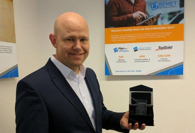 TopSolid Award - Bemet International