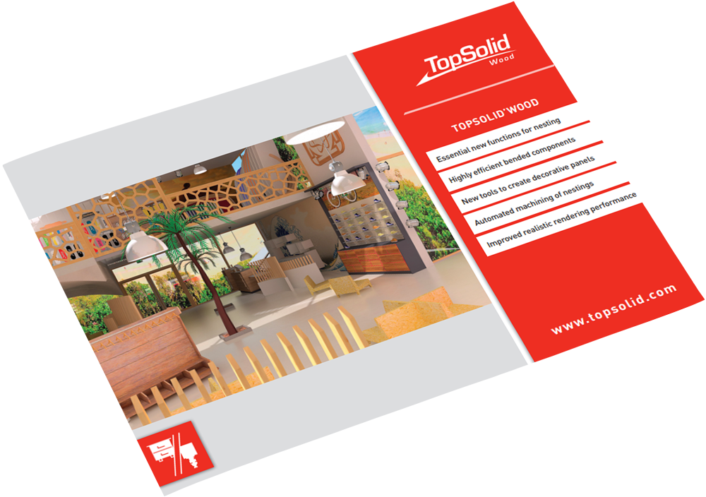 Download de TopSolid CAD/CAM-flyer